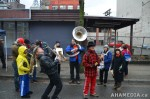 3 AHA MEDIA films Carnegie Street Band in Chinese New Year Parade 2012 in Vancouver