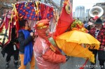 33 AHA MEDIA films CACV Eco Art Dragon in Chinese New Year Parade 2012 inVancouver