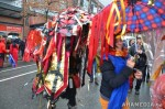 35 AHA MEDIA films CACV Eco Art Dragon in Chinese New Year Parade 2012 inVancouver
