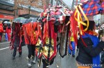 37 AHA MEDIA films CACV Eco Art Dragon in Chinese New Year Parade 2012 in Vancouver