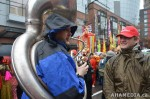 37 AHA MEDIA films Carnegie Street Band in Chinese New Year Parade 2012 in Vancouver