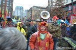 4 AHA MEDIA films Carnegie Street Band in Chinese New Year Parade 2012 in Vancouver