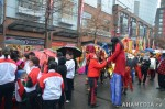40 AHA MEDIA films Carnegie Street Band in Chinese New Year Parade 2012 in Vancouver
