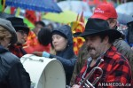 43 AHA MEDIA films Carnegie Street Band in Chinese New Year Parade 2012 in Vancouver