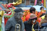 48 AHA MEDIA films Carnegie Street Band in Chinese New Year Parade 2012 in Vancouver