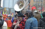 49 AHA MEDIA films Carnegie Street Band in Chinese New Year Parade 2012 in Vancouver