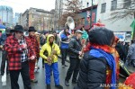 5 AHA MEDIA films Carnegie Street Band in Chinese New Year Parade 2012 in Vancouver