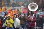 55 AHA MEDIA films Carnegie Street Band in Chinese New Year Parade 2012 in Vancouver