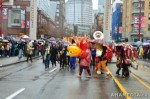 58 AHA MEDIA films Carnegie Street Band in Chinese New Year Parade 2012 inVancouver
