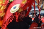 59 AHA MEDIA films CACV Eco Art Dragon in Chinese New Year Parade 2012 inVancouver