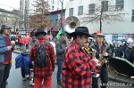 6 AHA MEDIA films Carnegie Street Band in Chinese New Year Parade 2012 in Vancouver