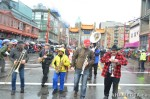 60 AHA MEDIA films Carnegie Street Band in Chinese New Year Parade 2012 in Vancouver