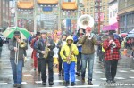 61 AHA MEDIA films Carnegie Street Band in Chinese New Year Parade 2012 in Vancouver