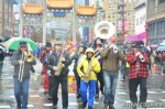 62 AHA MEDIA films Carnegie Street Band in Chinese New Year Parade 2012 in Vancouver