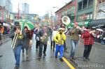 66 AHA MEDIA films Carnegie Street Band in Chinese New Year Parade 2012 in Vancouver