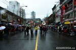 67 AHA MEDIA films Carnegie Street Band in Chinese New Year Parade 2012 in Vancouver
