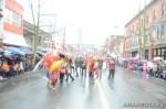 72 AHA MEDIA films Carnegie Street Band in Chinese New Year Parade 2012 in Vancouver