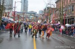 73 AHA MEDIA films Carnegie Street Band in Chinese New Year Parade 2012 in Vancouver