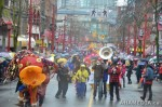 74 AHA MEDIA films Carnegie Street Band in Chinese New Year Parade 2012 in Vancouver