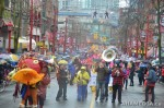 75 AHA MEDIA films Carnegie Street Band in Chinese New Year Parade 2012 in Vancouver