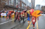 76 AHA MEDIA films CACV Eco Art Dragon in Chinese New Year Parade 2012 in Vancouver