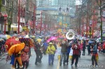 76 AHA MEDIA films Carnegie Street Band in Chinese New Year Parade 2012 in Vancouver