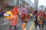 77 AHA MEDIA films CACV Eco Art Dragon in Chinese New Year Parade 2012 inVancouver
