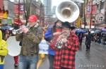 80 AHA MEDIA films Carnegie Street Band in Chinese New Year Parade 2012 in Vancouver
