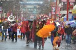 85 AHA MEDIA films Carnegie Street Band in Chinese New Year Parade 2012 in Vancouver