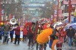 86 AHA MEDIA films Carnegie Street Band in Chinese New Year Parade 2012 in Vancouver