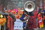 88 AHA MEDIA films Carnegie Street Band in Chinese New Year Parade 2012 in Vancouver