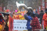 89 AHA MEDIA films Carnegie Street Band in Chinese New Year Parade 2012 in Vancouver