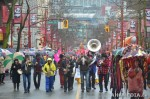 90 AHA MEDIA films Carnegie Street Band in Chinese New Year Parade 2012 in Vancouver