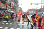 93 AHA MEDIA films CACV Eco Art Dragon in Chinese New Year Parade 2012 in Vancouver