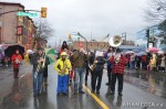 95 AHA MEDIA films Carnegie Street Band in Chinese New Year Parade 2012 in Vancouver