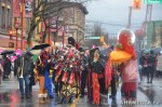 96 AHA MEDIA films Carnegie Street Band in Chinese New Year Parade 2012 in Vancouver