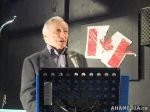 103 AHA MEDIA films Ruth Meta and Take Back Canada with Mel Hurtig in Vancouver
