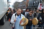 12 AHA MEDIA films 21st Annual Feb 14th Women's Memorial March in Vancouver Downtown Eastside