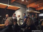 127 AHA MEDIA films Ruth Meta and Take Back Canada with Mel Hurtig inVancouver
