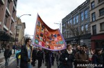 18 AHA MEDIA films 21st Annual Feb 14th Women's Memorial March in Vancouver Downtown Eastside