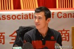 18 AHA MEDIA films Patrick Chan, World Figure Skating Champion inVancouver