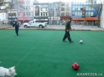 30 AHA MEDIA films Street Soccer players in Vancouver Downtown Eastside(DTES)