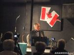 71 AHA MEDIA films Ruth Meta and Take Back Canada with Mel Hurtig in Vancouver