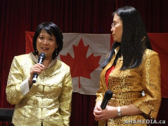 82 AHA MEDIA films Oliva Chow, NDP MP Gala Dinner in Vancouver