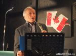91 AHA MEDIA films Ruth Meta and Take Back Canada with Mel Hurtig in Vancouver
