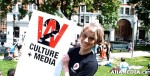 22 W2 and AHA MEDIA at Fair in the Square 2012 in Victory Square , Vancouver