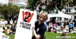 23 W2 and AHA MEDIA at Fair in the Square 2012 in Victory Square , Vancouver