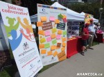 5 W2 and AHA MEDIA at Fair in the Square 2012 in Victory Square ,Vancouver