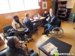 84 AHA MEDIA sees Grand Opening of Bosman Hotel Community Library inVancouver