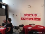 14 AHA MEDIA at PHS STATUS Campaign Dialogue in Vancouver Downtown Eastside(DTES)